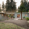 Seattle Real Estate Photography: Updated Mid-Century Modern Rambler Listed in Bothell, WA