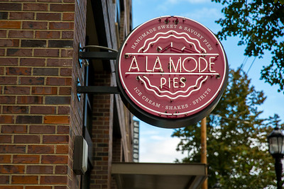 A la Mode Pies in West Seattle