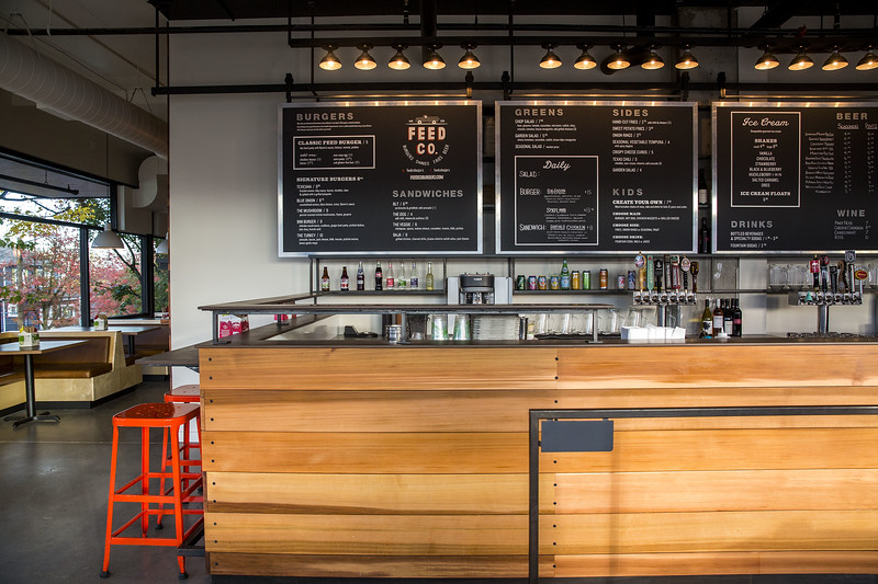 Feed Co Central in Seattle