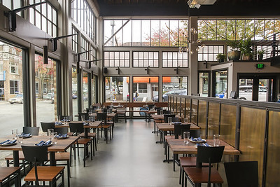 Fint Creek Restaurant in Greenwood, Seattle