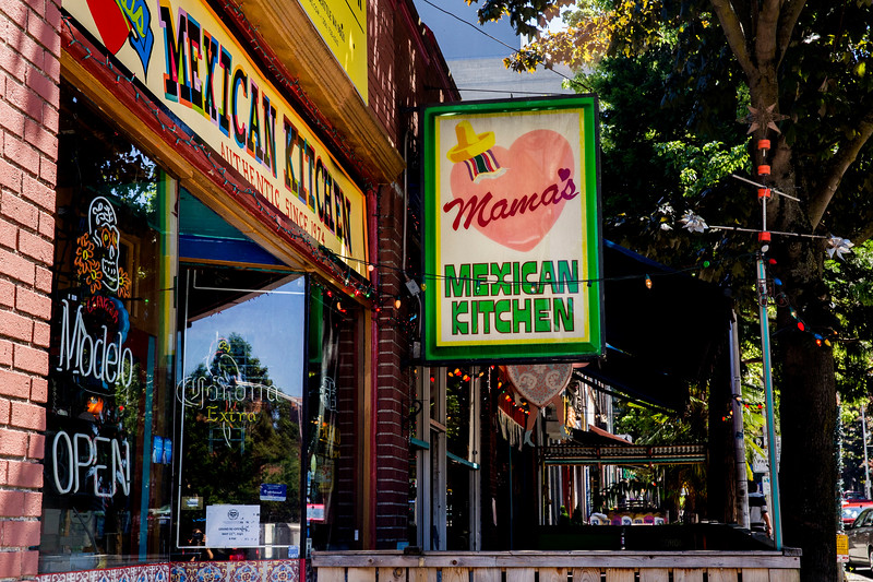 Mama's Cantina in Seattle