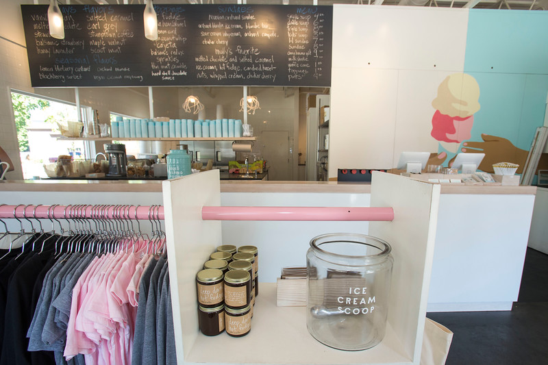 Molly Moon's Homemade Ice Cream in Redmond