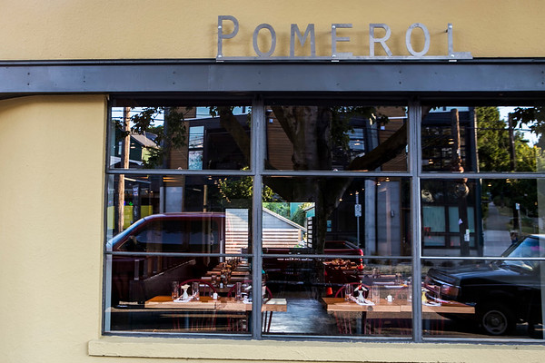 Pomerol Restaurant in Fremont, Seattle