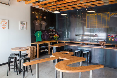 Reuben's Brews Taproom in Seattle, WA