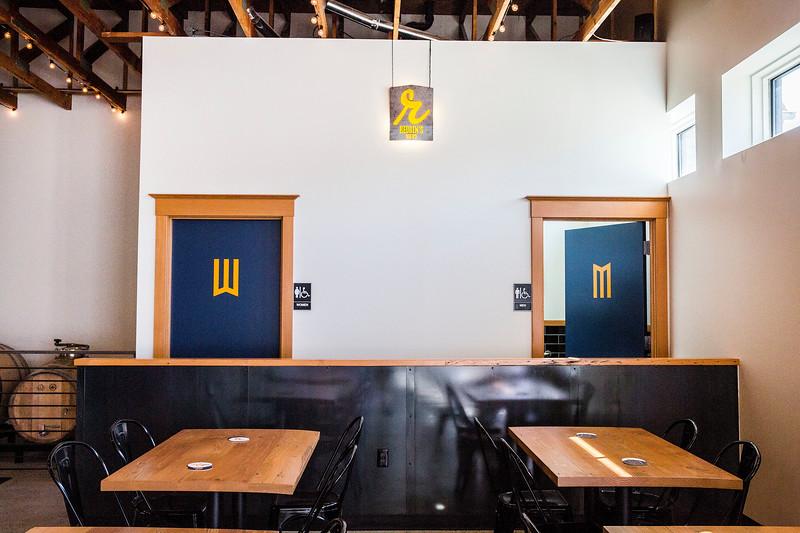 Reuben's Brews Taproom in Seattle, WA