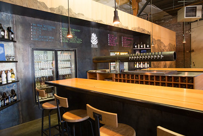 The Woods Cider Tasting Room in Seattle, WA