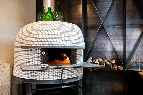 Bruciato Pizzeria on Bainbridge Island, WA