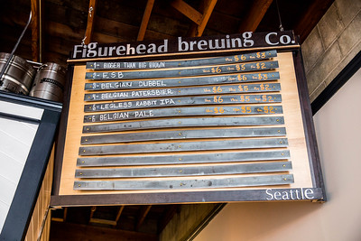 Figurehead Brewing in Seattle