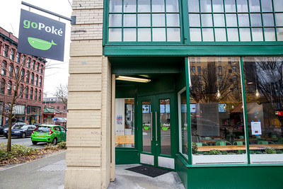 GoPoke Restaurant in Seattle