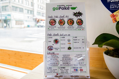 GoPoke Restaurant in Seattle