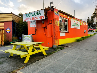 Jucivana Drive Thru in Capitol Hill, Seattle