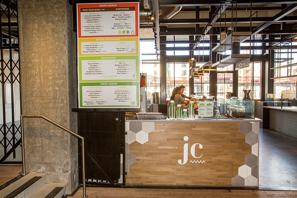 Juicy Cafe in Seattle, WA