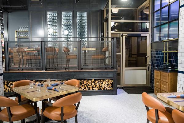 Rider Restaurant inside of Hotel Theodore in Seattle