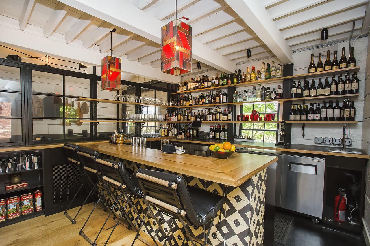 San Fermo Italian Restaurant in Seattle