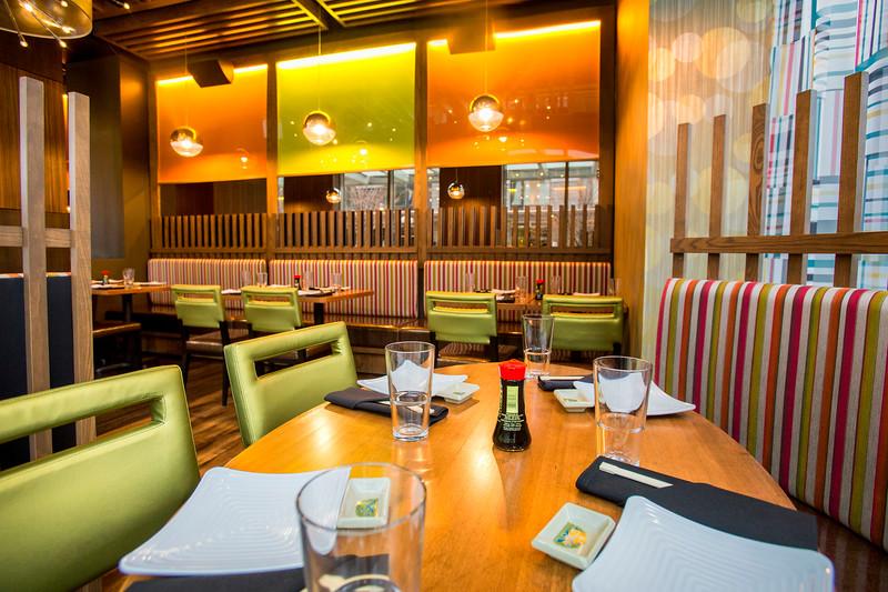 Sansei Restaurant in Seattle, WA