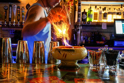 Hula Hula Tiki Bar in Seattle
