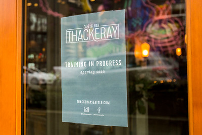 Thackeray Cafe and Restaurant in Fremont, Seattle