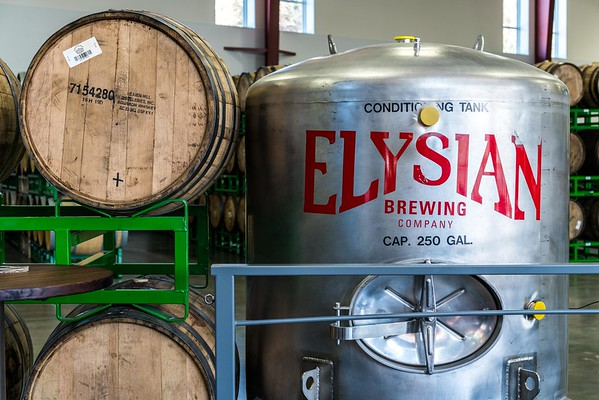 Elysian Taproom in Georgetown, Seattle