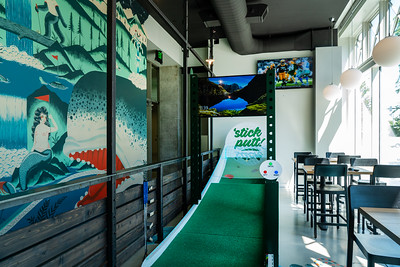 Flatstick Pub in South Lake Union Seattle