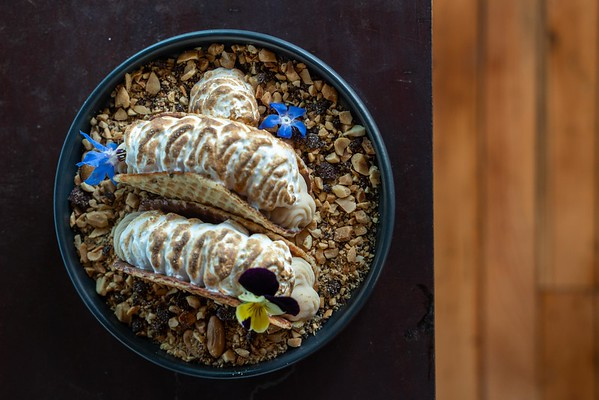 Sawyer Ballard Restaurant Food Photography