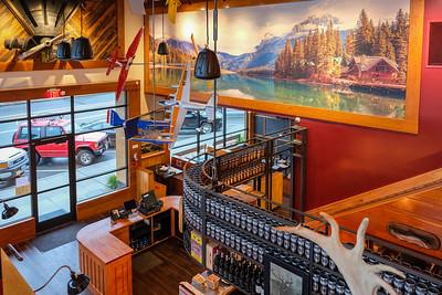 Seaplane Restaurant in Kenmore, WA