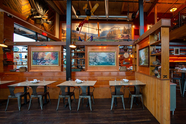 Seaplane Restaurant in Kenmore, WA