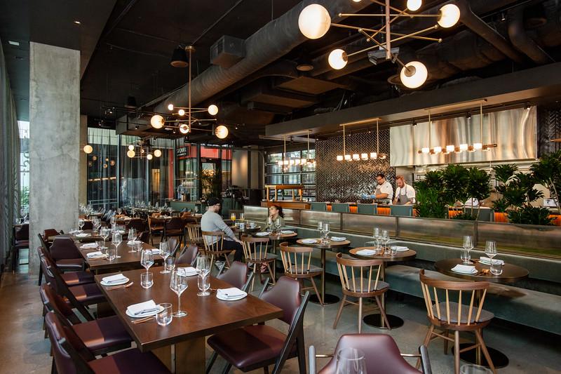 Conversation Restaurant at Thompson Seattle