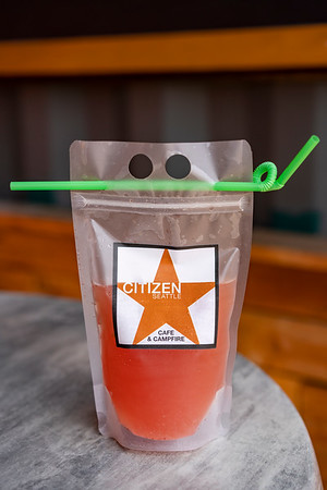 Summer Cocktails at Citizen Cafe Seattle