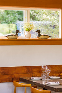 Aelder Restaurant on Orcas Island in Washington