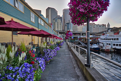 Elliott's Oyster House in Seattle