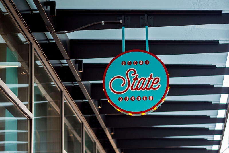 Great State Burger in South Lake Union, Seattle