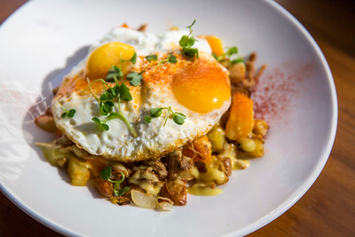 Brunch at Heartwood Provisions Seattle