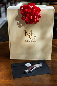 Cellar Club at Metropolitan Grill in Seattle