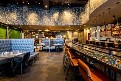Outlier Restaurant in Seattle, WA