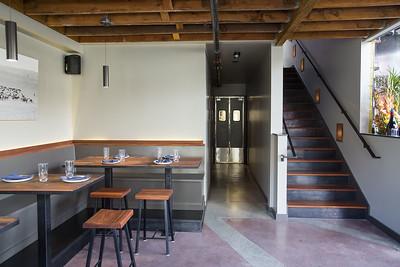 Fint Creek Restaurant in Greenwood, Seattle