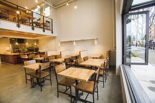 Raccolto Restaurant in West Seattle