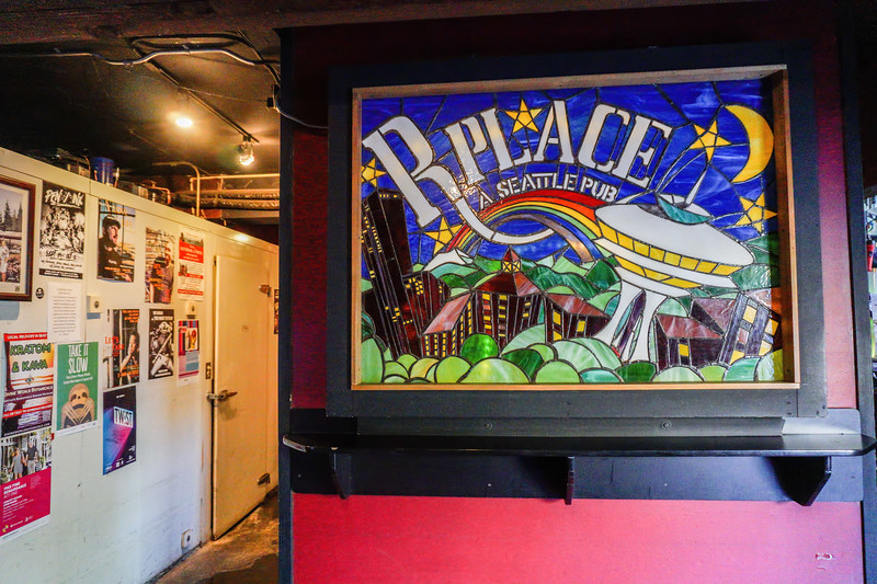 R Place in Capitol Hill, Seattle