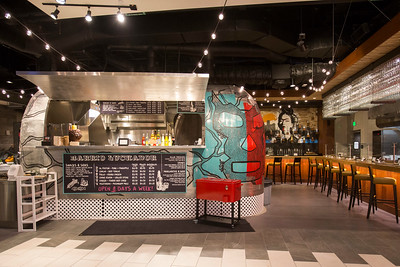 Barrio Luchador at Lincoln South Food Hall in Bellevue, WA