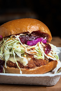 Burger Brawler at Lincoln South Food Hall