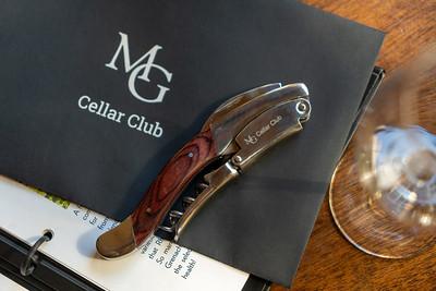 Cellar Club at Metropolitan Grill in Seattle