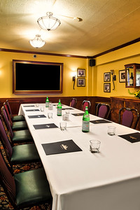 Metropolitan Grill Private Dining Rooms