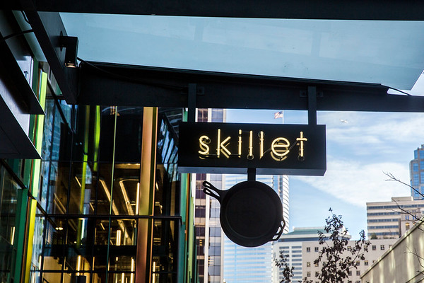 01 Skillet Regrade in Seattle, WA