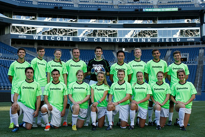 Seattle SCORES Soccer Corporate Cup