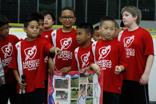2015 SCORES End of Year Event @ Starfire Sports