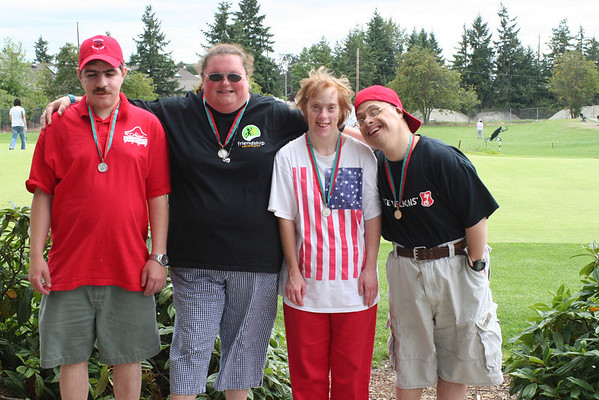 Seattle Sharks Golf Team Tournaments