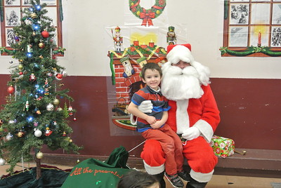 2014 Sons of Italy Family Christmas Party