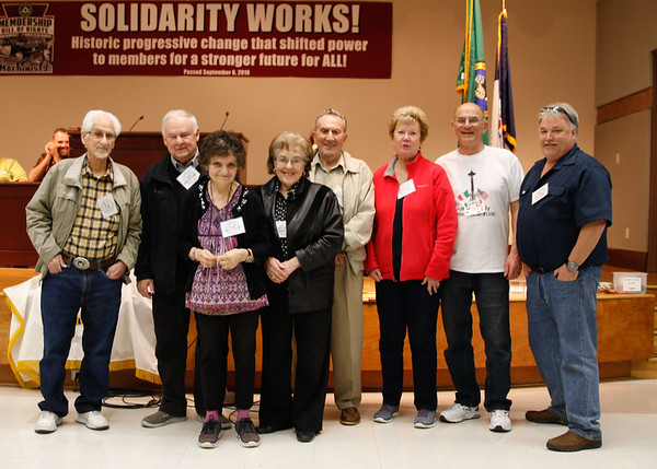 2017 Seattle Sons of Italy April Meeting (Anniversaries)