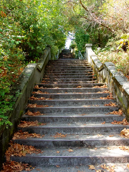 Dose Terrace Stairs (138 steps)