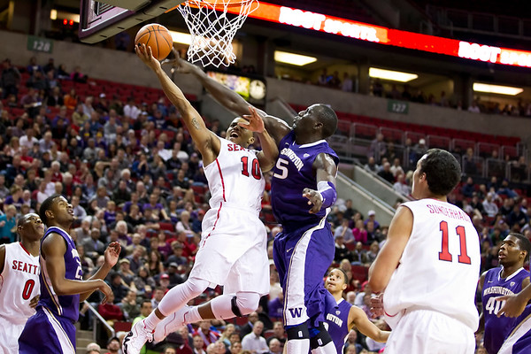 Mens Basketball December 13, 2012