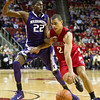 Men's Basketball Seattle University vs University of Washington. Images are for personal use only. Under no circumstances are these photos approved for promoting commercial products or allowed to appear on commercial items. Per NCAA Division I Manual Section 12.5.2.2